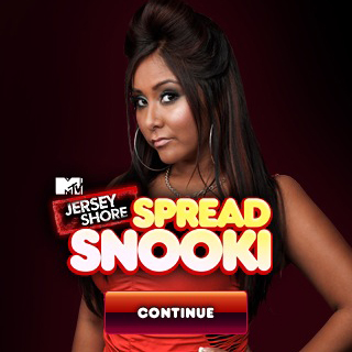 MTV's Jersey Shore: Spread Snooki